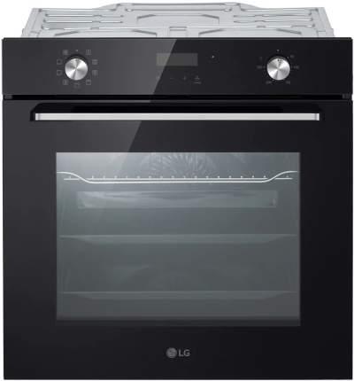 Встраиваемый электрический духовой шкаф LG WSEZD7213B