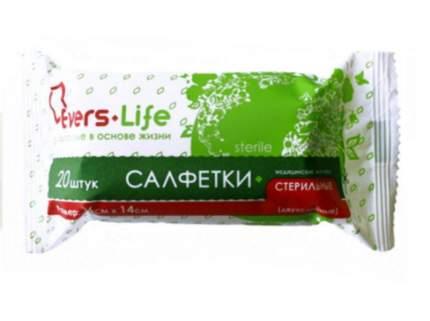 Салфетки стер 16смX14см №20