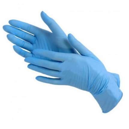 Перчатки нитриловые синтетич.р.М №50