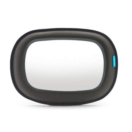 Зеркало контроля за ребёнком в автомобиле Brica munchkin baby in-sight mega mirror