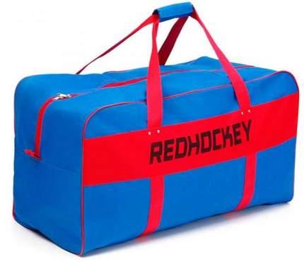 Баул хоккейный RED HOCKEY детский(синий-красный)