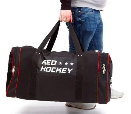 Баул хоккейный RED HOCKEY №2(черный)