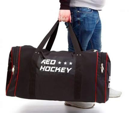 Баул хоккейный RED HOCKEY №2(черно-красный)