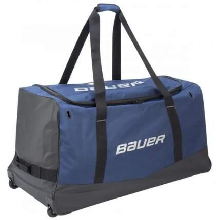 Баул на колесах BAUER Core Wheeled Bag S19 JR подростковый(темно-синий)