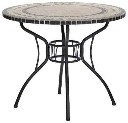 Стол для дачи Hoff Akol 80288970 brown 92x92x74 см