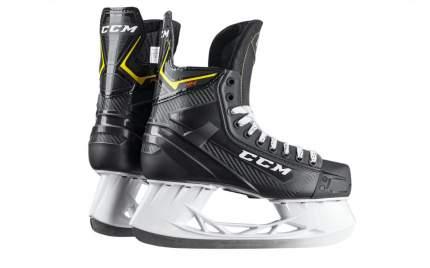 Коньки хоккейные CCM Super Tacks WH SR взрослые(7,0 SR / D/7,0)
