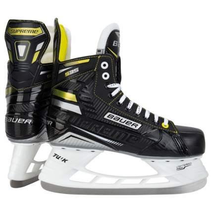 Коньки хоккейные BAUER Supreme S35 SR S20 взрослые(12,0 SR / D/12,0)