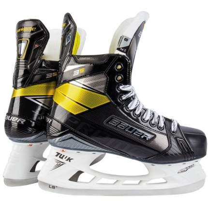 Коньки хоккейные BAUER Supreme 3S S20 SR взрослые(8,5)