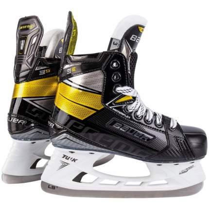 Коньки хоккейные BAUER Supreme 3S S20 JR подростковые(1,0 JR / EE/1,0)