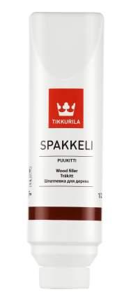 Шпатлевка Tikkurila Spakkeli Puukitti для дерева Белая 0,5 л