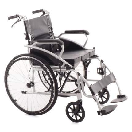 Кресло-коляска с туалетом и тормозами для сопровождающего MET 692