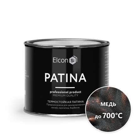 Термостойкая патина Elcon Patina + 700 градусов Медь 0,2 кг