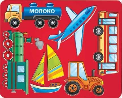 Трафареты Луч Виды транспорта 10С528-08