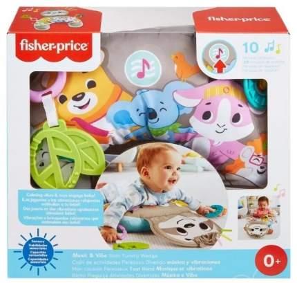 Мягкая игрушка Mattel Fisher-Price Музыкальная подушка под животик GRR01