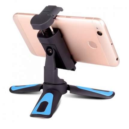 Штатив Telesin для телефона или камеры Black/Blue