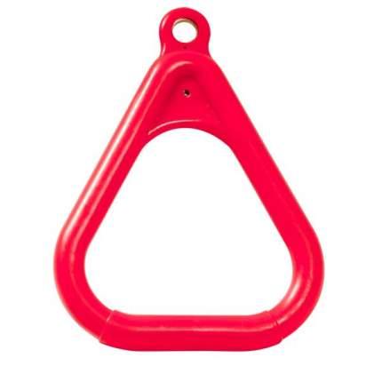 Кольца гимнастические, красный