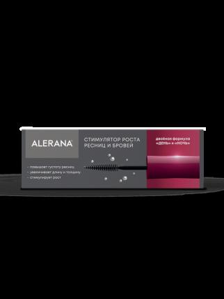 Средство для роста ресниц и бровей Alerana стимулятор роста 2x6 мл
