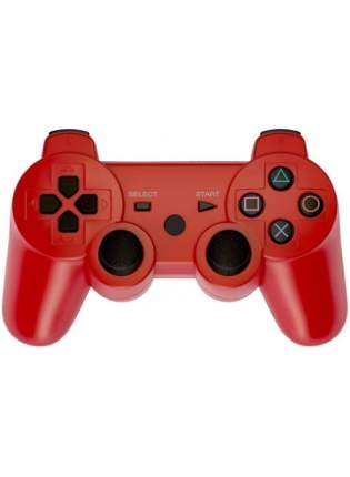 Геймпад NoBrand DualShock для Sony PlayStation 3 (Не Оригинал) Red
