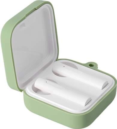Чехол GSMIN для наушников Xiaomi Air 2 SE Light Green