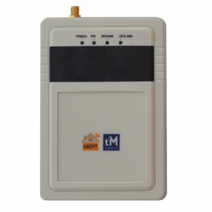 GSM модуль отопления и сигнализации Аверт Оптима-2