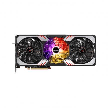 Видеокарта ASRock AMD Radeon RX 6800 XT Phantom Gaming D OC (RX6800XT PGD 16GO)