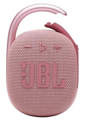Портативная колонка JBL Clip 4 Pink