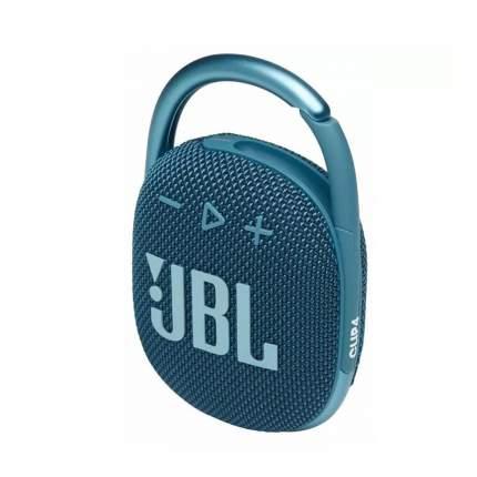 Портативная колонка JBL Clip 4 Blue