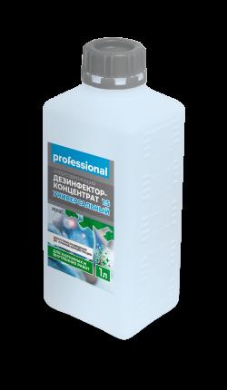 """Дезинфектор-концентрат хлорсодержащий PD101 ( 1л) ТМ """"Professional"""" 29211"""