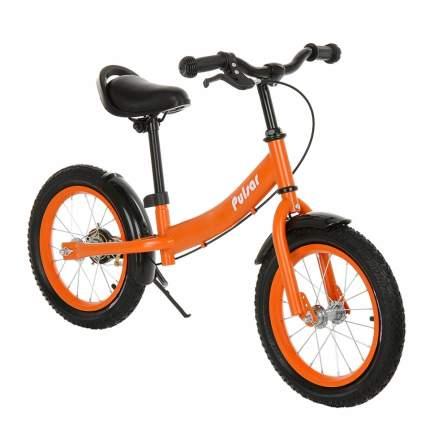 Беговел Pituso Pulsar AIR 14 Orange matt/Оранжевый матовый