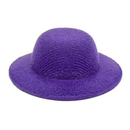 AS07-01, Шляпка для игрушек, 5-6см, 2шт/упак сиреневый