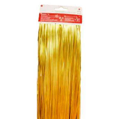 Дождик новогодний Tarrington House 1-47282 100 х 24 см золотистый