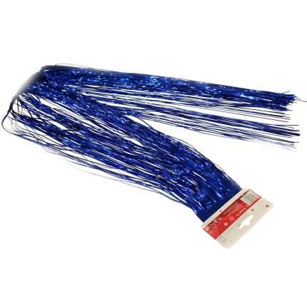 Дождик новогодний Tarrington House 1-47373 100 х 24 см синий