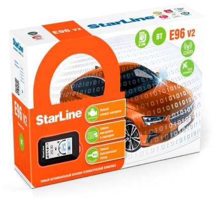 Автосигнализация StarLine E96 BT GSM/GPS Ver.2