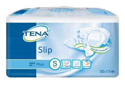 Подгузники для взрослых TENA Slip Plus S дышащие 30 шт.