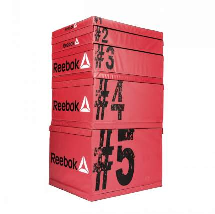 Набор плиобоксов Reebok RSAC-10100