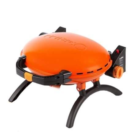 Гриль газовый PRO Iroda O-Grill 500 оранжевый
