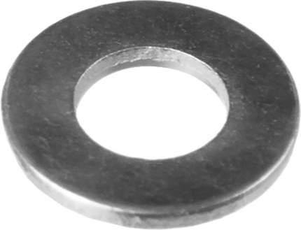Шайба Зубр DIN 125A, оцинкованная, 4 мм, ТФ0, 80000 шт