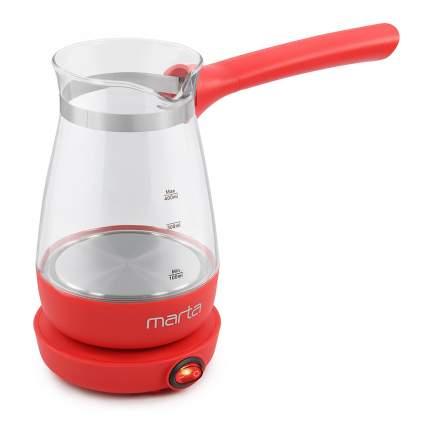Электрическая турка Marta MT-2140 Red Ruby