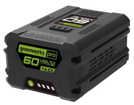 Литий-ионная аккумуляторная батарея Greenworks G60B4 2918407
