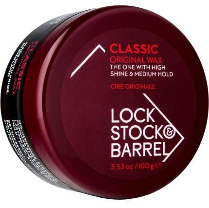 Воск Lock Stock & Barrel Original Classic Wax 100 мл