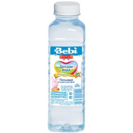 Детская вода Bebi питьевая для детского питания, с 0 месяцев, 500 мл