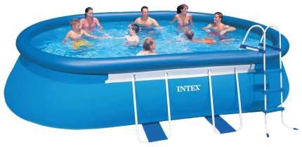 Надувной бассейн Intex Oval Frame С54432 549x305x107 см