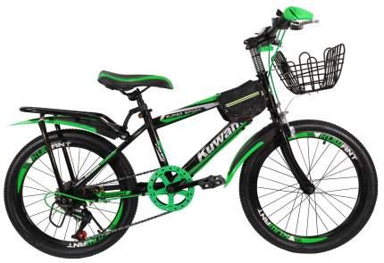 Детский велосипед Kuwant R-18 зеленый
