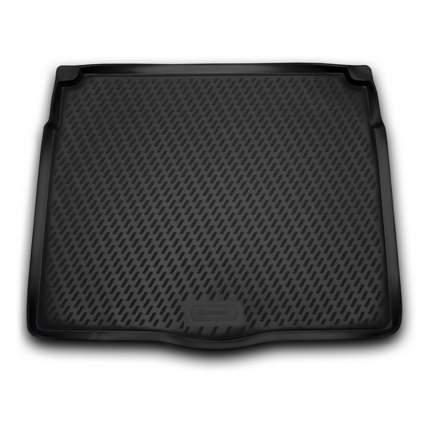 Коврик в багажник OPEL Astra J 5D 2009->, хб. (полиуретан)