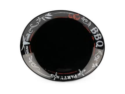 Тарелка для стейка Luminarc Френд Тайм Блэк
