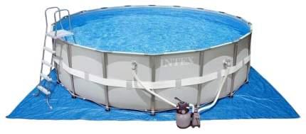 Каркасный бассейн Intex Metal Frame 28336 549x549x132 см