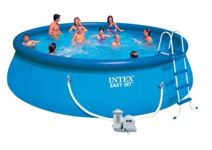 Надувной бассейн Intex Easy Set С57929 549x549x122 см