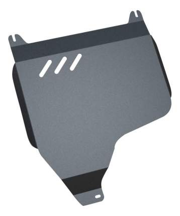 Защита радиатора, подходит для NISSAN Patrol (2010-) 5,6 бензин АКПП (КРЕПЕЖ ШТАТНЫЙ)
