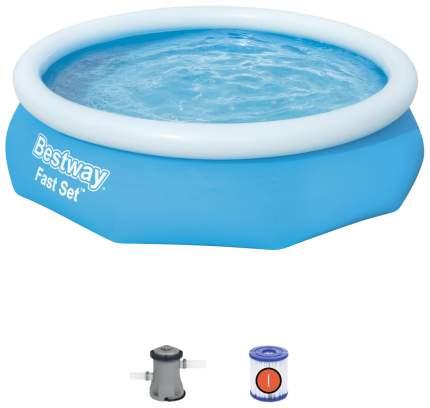 Надувной бассейн Bestway 57268 244x244x66 см