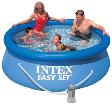 Надувной бассейн Intex Easy Set 28112 244x244x76 см